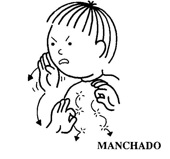 manchado