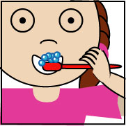 cepillarse-dientes-nena