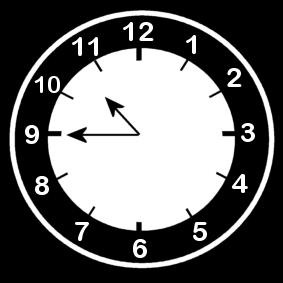 Clock 1045a