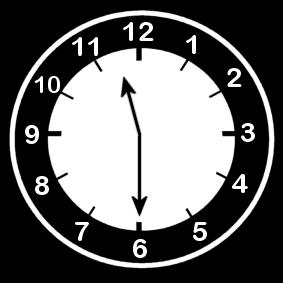 Clock 1130a