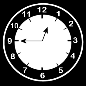Clock 1245a