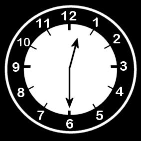 Clock 2430a