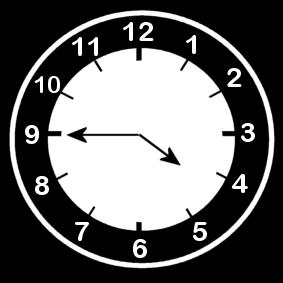 Clock 445a