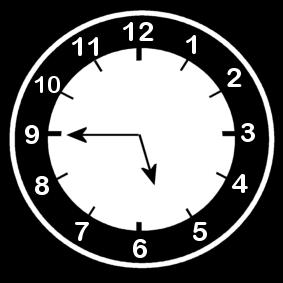 Clock 545a