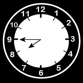 Clock 745a