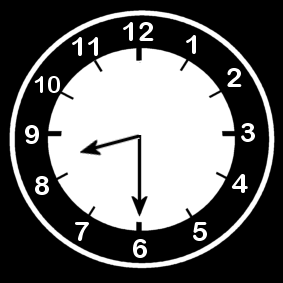 Clock 830a