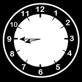 Clock 845a