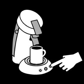 Senseo step 6 large cup
